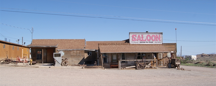 Tonopah Station Saloon