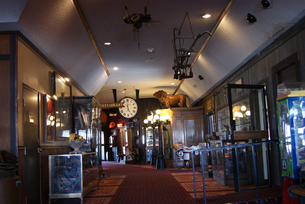 Tonopah's Museum of Western Relics