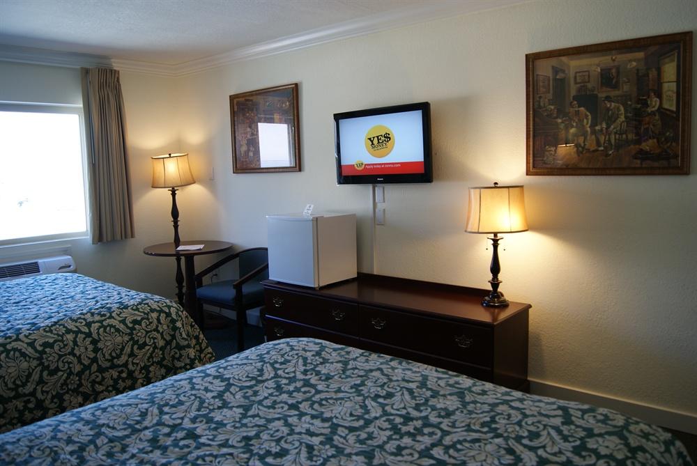 Tonopah Station Hotel Room