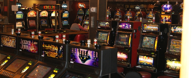 Tonopah Nevada Casino Slot Machines